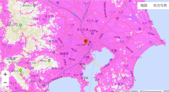 「W06」(WiMAX 2+)のエリア(関東).PNG